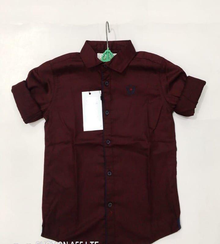 Kids Full Shirt