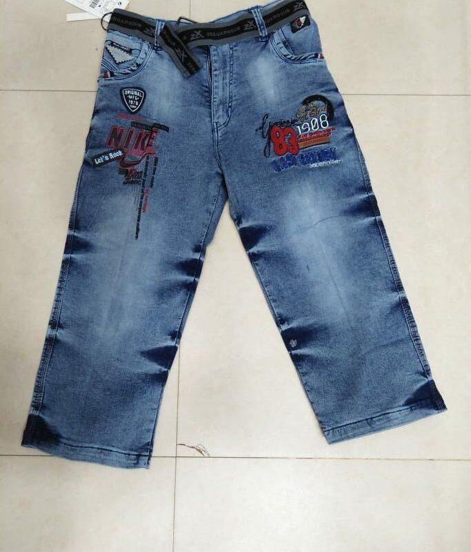Kid's Jeans 5 quarter pant