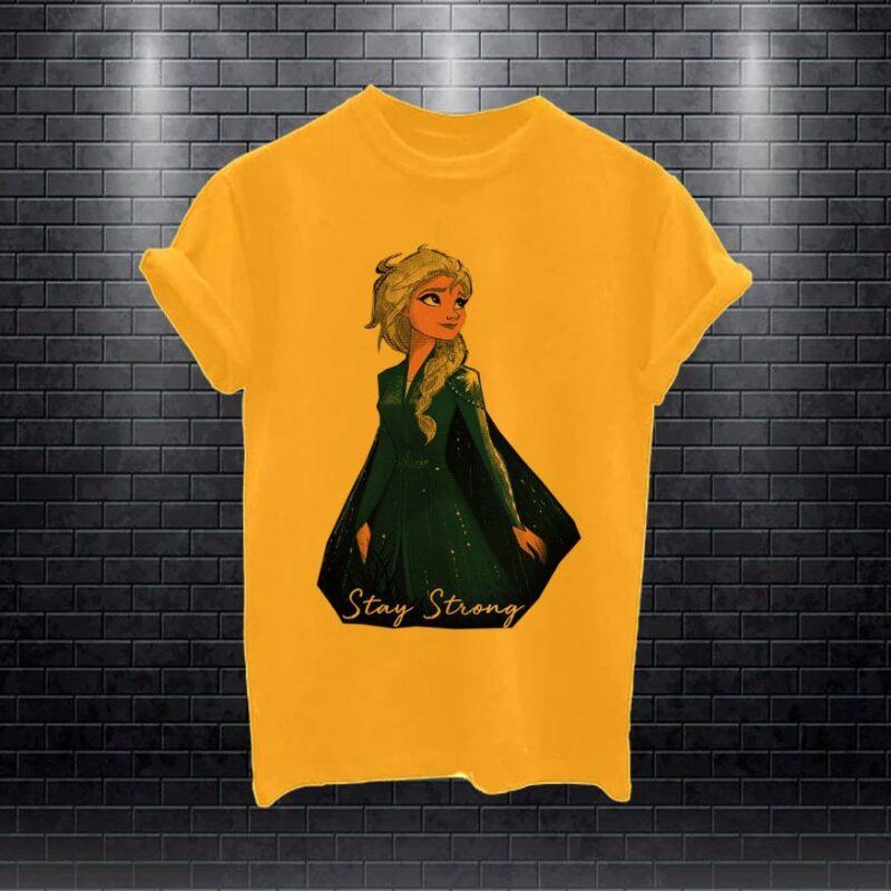 Women's Fashionable Half Sleeve T-shirt