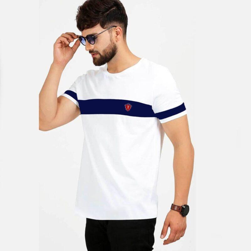 Men's Premium Quality Half Sleeve T-shirt