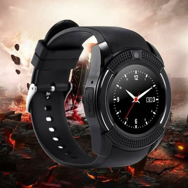 V8 Smart watch for ios and Android