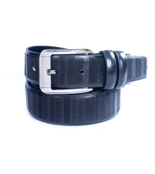 Men's Mixed leather belt